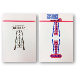치킨너겟덱 화이트 (Chicken Nugget Playing Cards White)