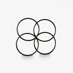TCC 링킹링 블랙 (TCC linking ring Black)