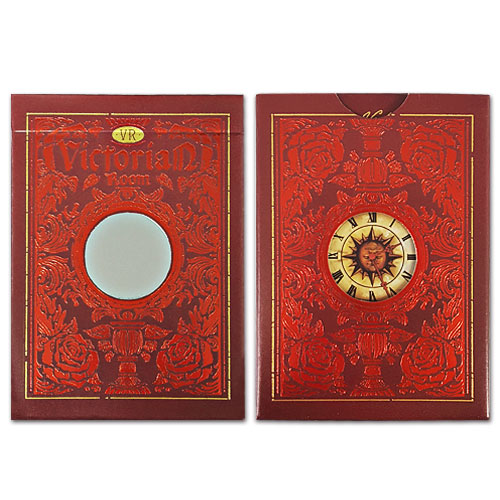 빅토리안 룸 덱 (VICTORIAN ROOM PLAYING CARDS)
